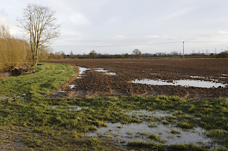 Saturated fields at Addington