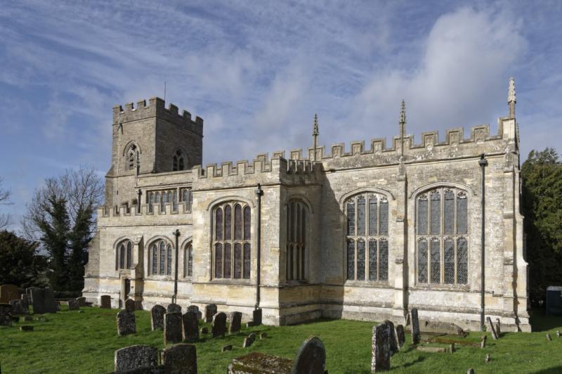 Church of All Saints  Hillesden