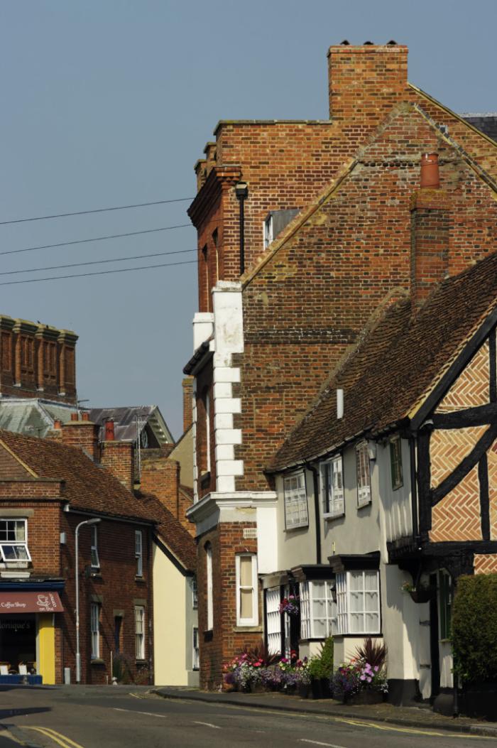 Horn Street  Winslow