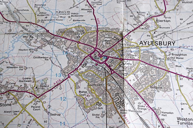 1980s aylesbury