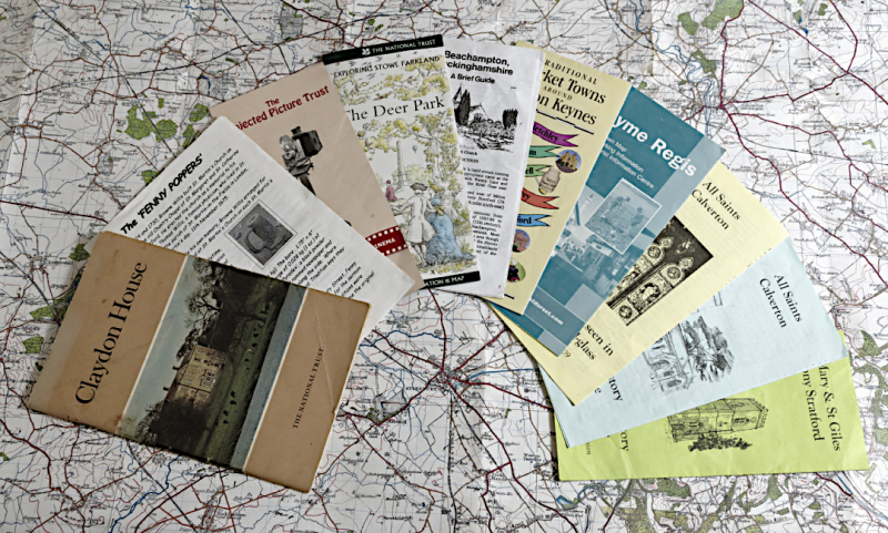 Guides to places