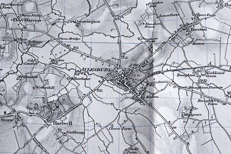 1830s Aylesbury