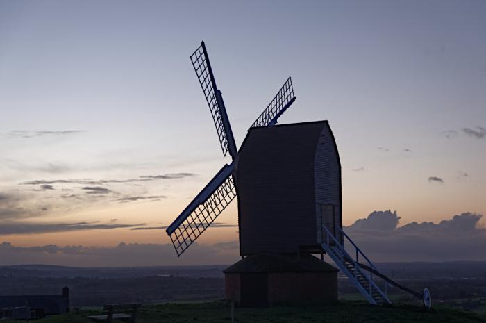Brill windmill  November