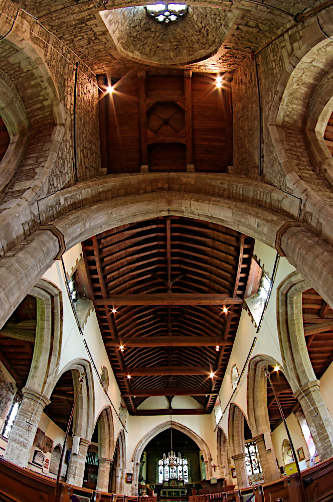 Church arches  Winslow