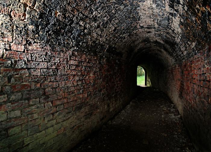 Gayhurst tunnel