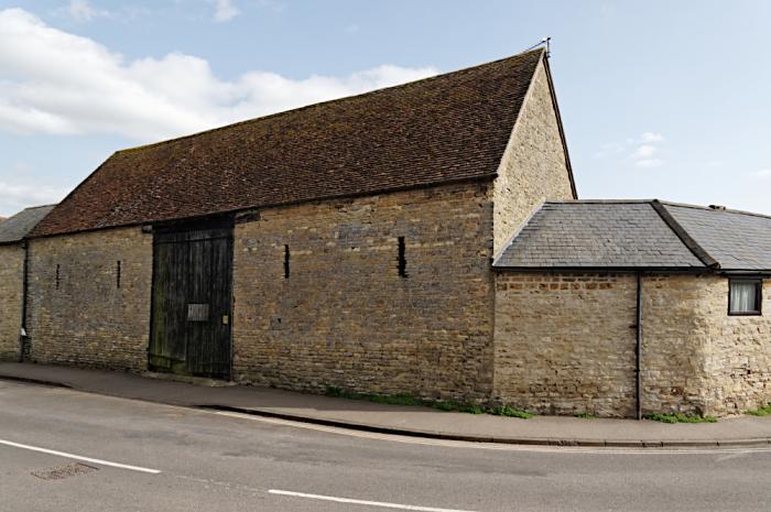 Stone barn  Olney