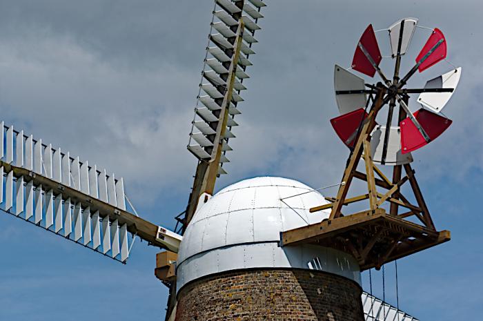 Quainton's cap mill