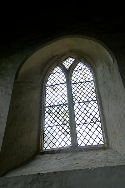 Early English window  Chetwode