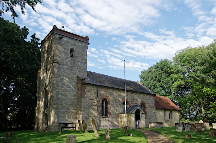 Dunton church  Bucks