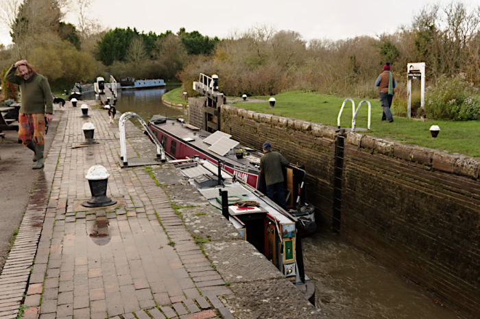 Soulbury bottom lock 24
