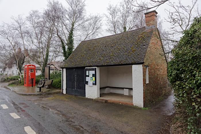 Old smithy  Milton Keynes village