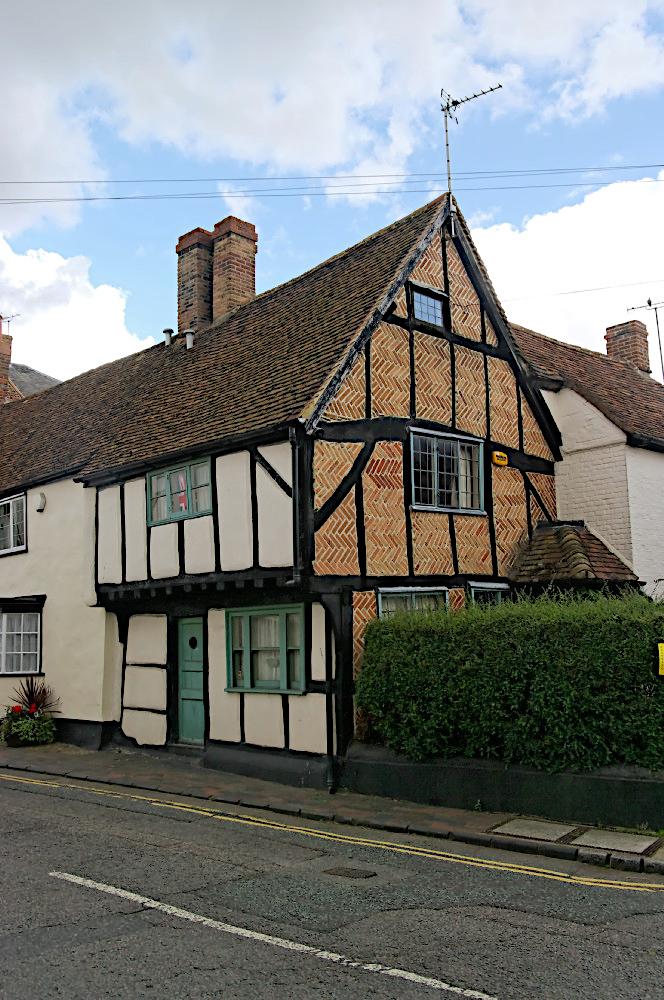Elizabethan house  Winslow