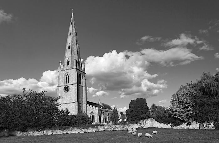 St Peter & St Paul  Olney