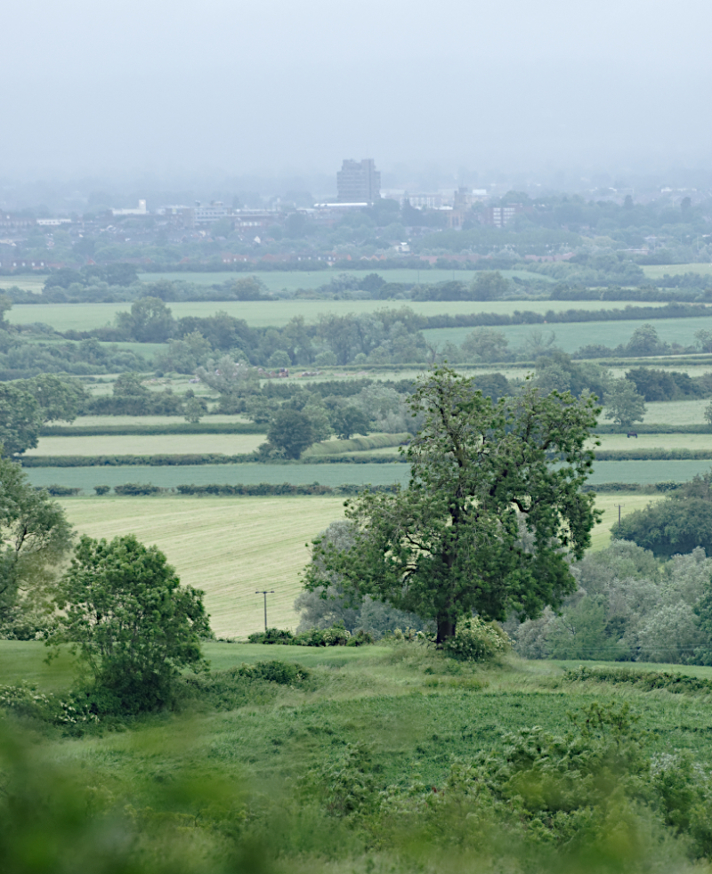 Aylesbury across the vale
