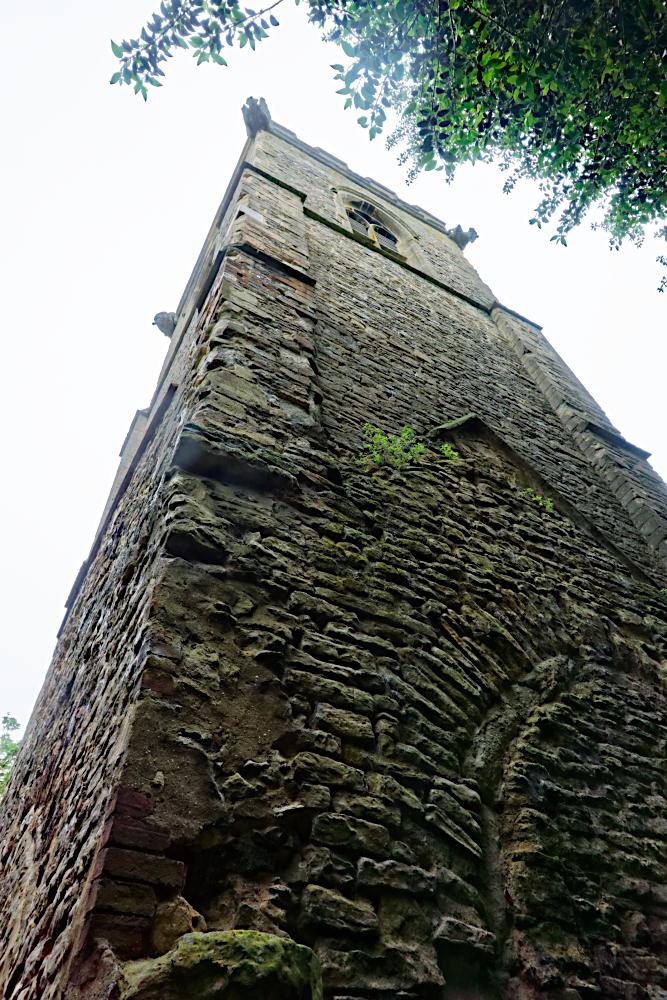 Church remains  Stony Stratford