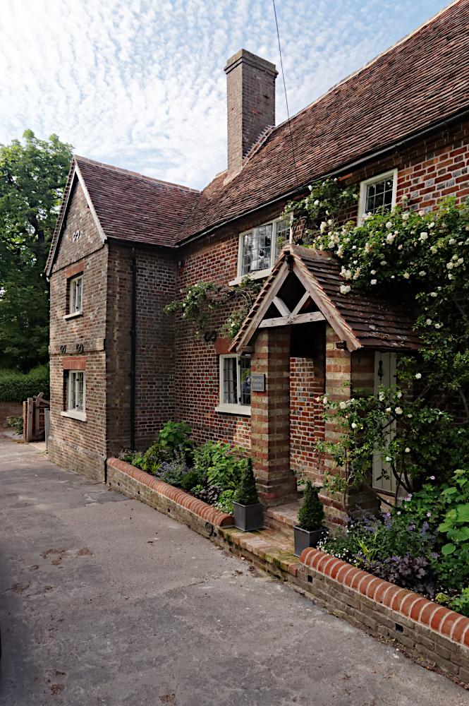 Medieval house  Ivinghoe