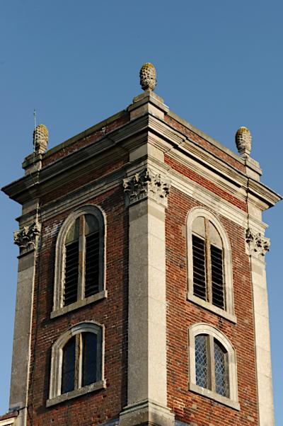 St Mary's Church  Willen  Bucks