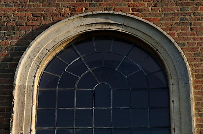 Willen church window